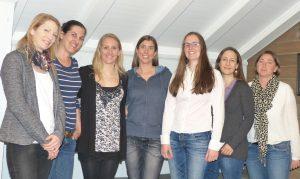 Vorstand Familienclub Erlenbach 2016